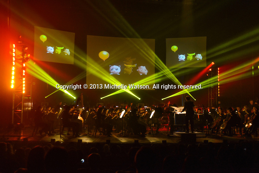 Houston Symphony Video Games Live at Jones Hall