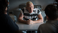 Logan Lucky (2017) <br /> Daniel Craig<br /> *Filmstill - Editorial Use Only*<br /> CAP/KFS<br /> Image supplied by Capital Pictures