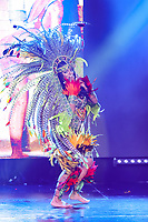 CIDADE DO MÉXICO, MÉXICO, 30.09.2019 - MISS-BUMBUM - Stephanie Silveira  durante a final do concurso Miss Bumbum World na  ForoTotal Play na Cidade do México na capital mexicana nesta segunda-feira, 30.  (Foto: William Volcov/Brazil Photo Press)