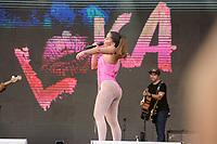 NITERÓI, RJ, 30.09.2018 - CANTA-NITERÓI - Anitta durante Festival Canta Niterói, no Teatro Popular em Niterói região metropolitana do Rio de Janeiro neste domingo, 30. (Foto: Clever Felix/Brazil Photo Press)