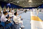 Japan team group (JPN),<br /> AUGUST 11, 2013 - Fencing :<br /> World Fencing Championships Budapest 2013, Men's Team Epee Round of 32 at Syma Hall in Budapest, Hungary. (Photo by Enrico Calderoni/AFLO SPORT) [0391]Satoru Uyama, Kazuyasu Minobe, Keisuke Sakamoto