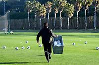 SOTOGRANDE  - Voetbal, Trainingskamp FC Groningen, seizoen 2017-2018, 12-01-2018,  FC Groningen trainer Ernest Faber