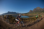 Cape Argus Pick n Pay Mountain Bike Challenge at Boschendal Wine Estate March 2010