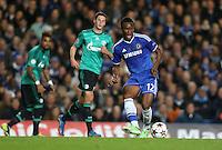 Chelsea v Schalke 06-Nov-2013