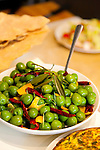 Andaluz Restaurant in Salem, Oregon. house marinated olives
