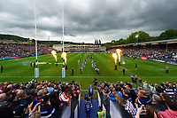 Gallagher Premiership match, between Bath Rugby and Gloucester Rugby on September 8, 2018 at the Recreation Ground in Bath, England. Photo by: Patrick Khachfe / Onside Images
