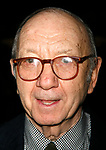 Neil Simon attending  the Opening Night after party<br />