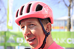 Sep Vanmarcke (BEL) EF Education First at sign on before the 2019 E3 Harelbeke Binck Bank Classic 2019 running 203.9km from Harelbeke to Harelbeke, Belgium. 29th March 2019.<br /> Picture: Eoin Clarke | Cyclefile<br /> <br /> All photos usage must carry mandatory copyright credit (© Cyclefile | Eoin Clarke)