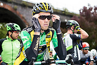 Picture by Alex Whitehead/SWpix.com - 10/09/2017 - Cycling - OVO Energy Tour of Britain - Stage 8, Worcester to Cardiff - Lars Boom of LottoNL Jumbo.