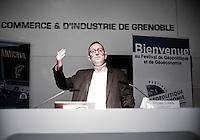 festival de géopolitique et de géoéconomie à GEM.