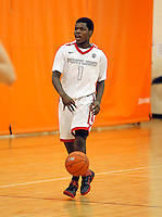 April 9, 2011 - Hampton, VA. USA;  Franklin Norman participates in the 2011 Elite Youth Basketball League at the Boo Williams Sports Complex. Photo/Andrew Shurtleff