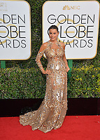 Sofia Vergara at the 74th Golden Globe Awards  at The Beverly Hilton Hotel, Los Angeles USA 8th January  2017<br /> Picture: Paul Smith/Featureflash/SilverHub 0208 004 5359 sales@silverhubmedia.com