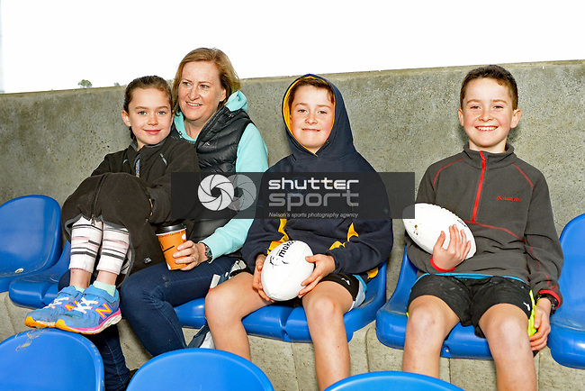 NELSON, NEW ZEALAND - August 13: Meet The Makos Family Fun Day, August 13, 2017, Trafalgar Park, Nelson, New Zealand. (Photo by: Barry Whitnall Shuttersport Limited)