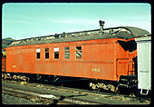 Passenger coach #452.<br /> D&amp;RGW