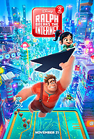 Ralph Breaks the Internet (2018) <br /> POSTER ART<br /> *Filmstill - Editorial Use Only*<br /> CAP/MFS<br /> Image supplied by Capital Pictures