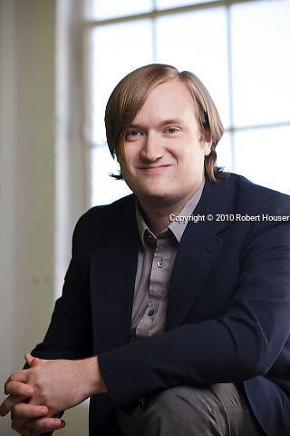 Portraits of David Richardson - Lookout Mobile Security: Executive portrait photographs by San Francisco Bay Area - corporate and annual report - photographer Robert Houser. 2010 pictures.