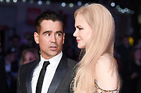 Nicole Kidman &amp; Colin Farrell at the London Film Festival 2017 screening of &quot;The Killing of a Sacred Deer&quot; at Odeon Leicester Square, London, UK. <br /> 12 October  2017<br /> Picture: Steve Vas/Featureflash/SilverHub 0208 004 5359 sales@silverhubmedia.com