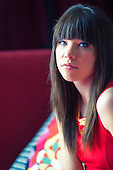 Sep 07, 2012: CARLY RAE JEPSEN - Photosession in Paris France