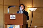 "DJERBA - TUNISIA - 13 March 2012 -- European Training Foundation (ETF) / Tunisian Ministry of Vocational Training and Employment (MFPE) Project Launch -  ""Human Capital for Regional Socio-Economic Development (Medenine, Tunisia)"". --  Francoise MILLECAM, European Union Delegation to Tunisia   -- PHOTO: Lindsay MACKENZIE / EUP-IMAGES."