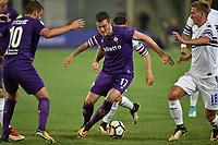 Jordan Veretout Fiorentina <br /> Firenze 27-08-2017 Stadio Artemio Franchi Calcio Serie A Fiorentina - Sampdoria Foto Andrea Staccioli / Insidefoto