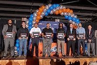 SAN ANTONIO, TX - APRIL 27, 2015: The University of Texas at San Antonio Roadrunners Athletics Banquet at Pedrotti's North Wind Ranch. (Photo by Jeff Huehn)