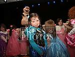 Doroteja Gelaziute at the Princess Ball in the Barbican.<br /> <br /> Photo - Jenny Matthews