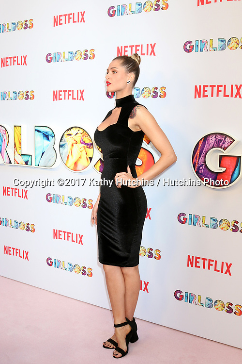"""LOS ANGELES - APR 17:  Amanda Rea at the """"Girlboss"""" Premiere Screening at ArcLight Theater on April 17, 2017 in Los Angeles, CA"""