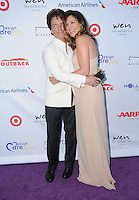 16 July 2016 - Pacific Palisades, California. Richard Marx, Daisy Fuentes. Arrivals for HollyRod Foundation's 18th Annual DesignCare Gala held at Private Residence in Pacific Palisades. Photo Credit: Birdie Thompson/AdMedia