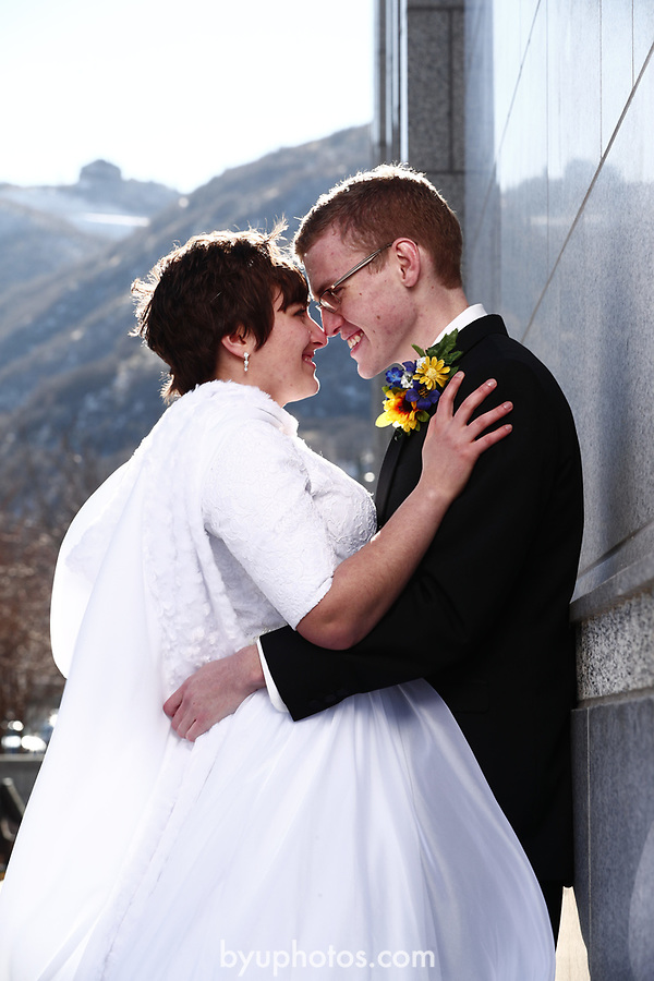 JSW 1711 Anderson Wedding 645<br /> <br /> JSW 1711 Anderson Wedding<br /> <br /> Derek and Becky Anderson - Draper Temple<br /> <br /> December 28, 2017<br /> <br /> Jaren Wilkey/BYU<br /> <br /> &copy; BYU PHOTO 2017<br /> All Rights Reserved<br /> photo@byu.edu  (801)422-7322