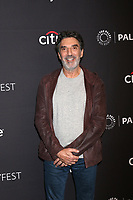 "LOS ANGELES - MAR 21:  Chuck Lorre at the 2018 PaleyFest Los Angeles - ""Big Bang Theory, Young Sheldon"" at Dolby Theater on March 21, 2018 in Los Angeles, CA"