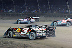 Sep 12, 2010; 12:28:22 AM; Rossburg, OH., USA; The 40th annual running of the World 100 Dirt Late Models racing for the Globe trophy at the Eldora Speedway.  Mandatory Credit: (thesportswire.net)