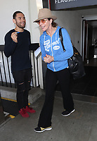 MAY 17 Allison Janney seen at LAX