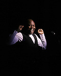 Tituss Burgess<br /> performing in the Gala Performance of  BROADWAY BACKWARDS 4 - benefiting the Lesbian, Gay, Bisexual &amp; Transgender Comunity Center.<br /> February 9, 2009