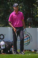 Shubhankar Sharma (IND) lines up his tee shot on 2 during round 3 of the World Golf Championships, Mexico, Club De Golf Chapultepec, Mexico City, Mexico. 3/3/2018.<br /> Picture: Golffile | Ken Murray<br /> <br /> <br /> All photo usage must carry mandatory copyright credit (&copy; Golffile | Ken Murray)