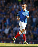 David Templeton makes his Rangers debut