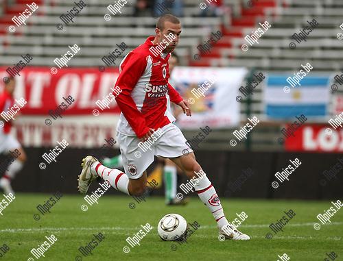 2009-10-11 / Voetbal / seizoen 2009-2010 / R. Antwerp FC - KVSK United / Benjamin Lambot..Foto: mpics