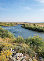 The North Platte River near Cowdrey, Colorado, Sunday, August 23, 2015.<br /> <br /> Photo by Matt Nager