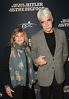 "HOLLYWOOD, CA - FEBRUARY 4: Katharine Ross, Sam Elliott, at RLJE Films' ""The Man Who Killed Hitler And Then Bigfoot"" Premiere at the ArcLight Hollywood in Hollywood, California on February 4, 2019. <br /> CAP/MPIFS<br /> ©MPIFS/Capital Pictures"