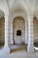 Chair & Columns
