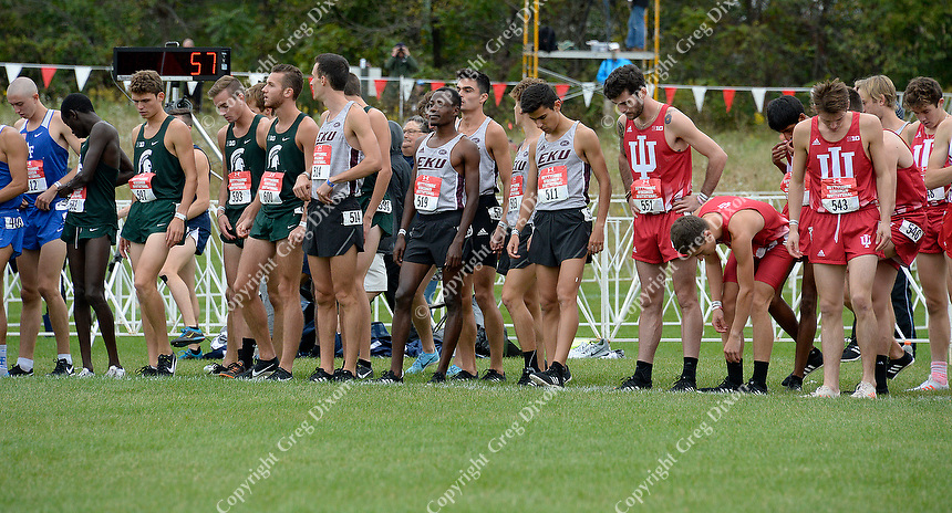 Wisconsin Cross Country | 2018 Nuttycombe Invitational Photos by Greg Dixon