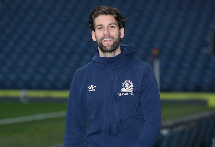 Blackburn Rovers' Charlie Mulgrew<br /> <br /> Photographer Rachel Holborn/CameraSport<br /> <br /> The EFL Sky Bet Championship - Blackburn Rovers v Sheffield Wednesday - Saturday 1st December 2018 - Ewood Park - Blackburn<br /> <br /> World Copyright &copy; 2018 CameraSport. All rights reserved. 43 Linden Ave. Countesthorpe. Leicester. England. LE8 5PG - Tel: +44 (0) 116 277 4147 - admin@camerasport.com - www.camerasport.com