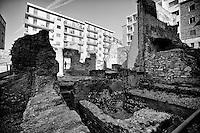 Benevento - Mura romane - 2013