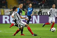 09.12.2016: Eintracht Frankfurt vs. TSG 1899 Hoffenheim