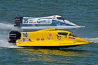 Terry Rinker (#10), Mike Klepadlo (#35)   (Formula 1/F1/Champ class)