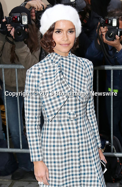 Pictured: Miroslava Duma<br /> Mandatory Credit &copy; AFFR/Broadimage<br /> Christian Dior:  Paris Fashion Week - Haute Couture S/S 2014 - Outside Arrivals<br /> <br /> 1/20/14, Paris, , France<br /> <br /> Broadimage Newswire<br /> Los Angeles 1+  (310) 301-1027<br /> New York      1+  (646) 827-9134<br /> sales@broadimage.com<br /> http://www.broadimage.com<br /> <br /> <br /> Pictured: Miroslava Duma<br /> Mandatory Credit &copy; AFFR/Broadimage<br /> Christian Dior:  Paris Fashion Week - Haute Couture S/S 2014 - Outside Arrivals<br /> <br /> 1/20/14, Paris, , France<br /> Reference: 012014_BDG_AFFR_DF_030<br /> <br /> Broadimage Newswire<br /> Los Angeles 1+  (310) 301-1027<br /> New York      1+  (646) 827-9134<br /> sales@broadimage.com<br /> http://www.broadimage.com