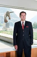 Mr. Marco Netzer, CEO Banque Cramer, Swiss Banker, Lugano, Switzerland