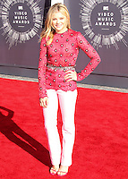 LOS ANGELES, CA, USA - AUGUST 24: Chloe Grace Moretz at the 2014 MTV Video Music Awards held at The Forum on August 24, 2014 in the Los Angeles, California, United States. (Photo by Xavier Collin/Celebrity Monitor)