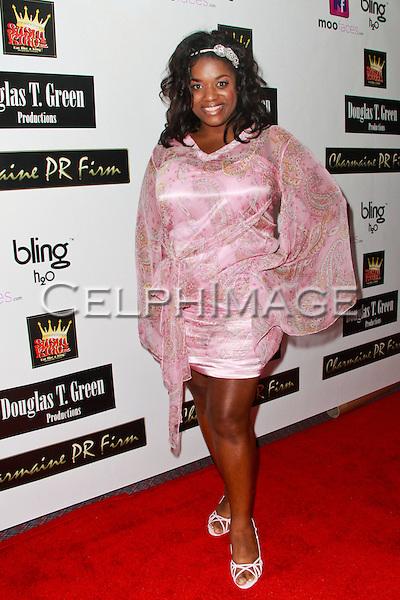 NESHIA BRATHWAITE FARHANGI. arrives to the Los Angeles Premiere of Vigilante at Laemmle Music Hall 3. Beverly Hills, CA, USA. July 26, 2010.