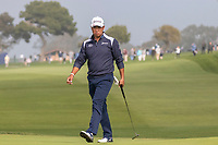 25th January 2020, Torrey Pines, La Jolla, San Diego, CA USA;  Hideki Matsuyama during round 3 of the Farmers Insurance Open at Torrey Pines Golf Club on January 25, 2020