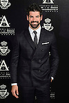 Miguel Angel Muñoz attends to the photocall during the delivery of the Golden Medal of the Spanish Cinema Academic to Santiago Segura at Ritz Hotel in Madrid. November 18, Spain. 2016. (ALTERPHOTOS/BorjaB.Hojas)